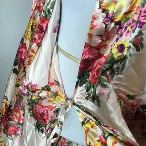 Other - Satin Kimono Robe